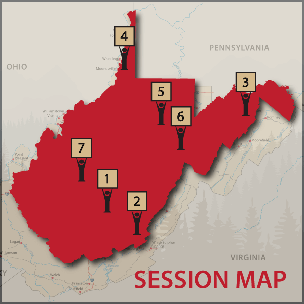 Leadership Session Map